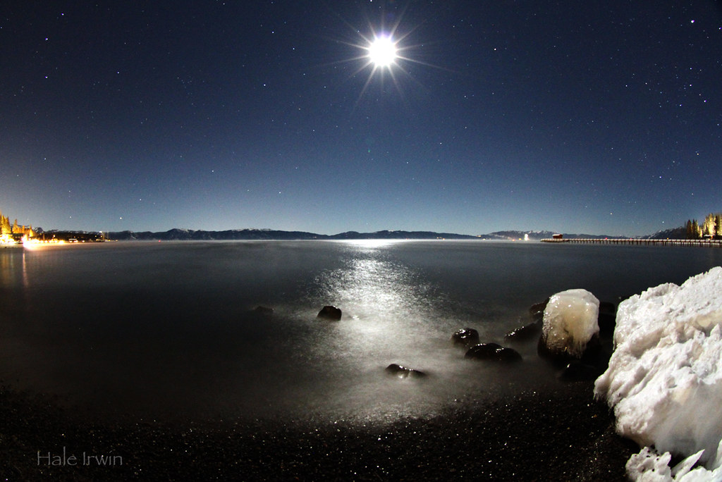 full moon tahoe