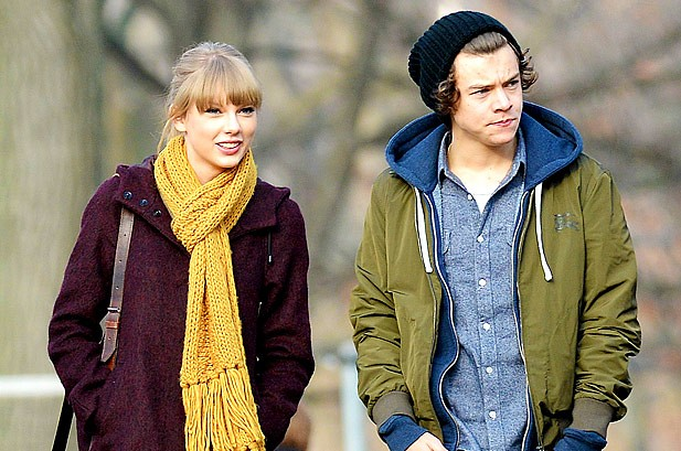 Taylor Harry dating
