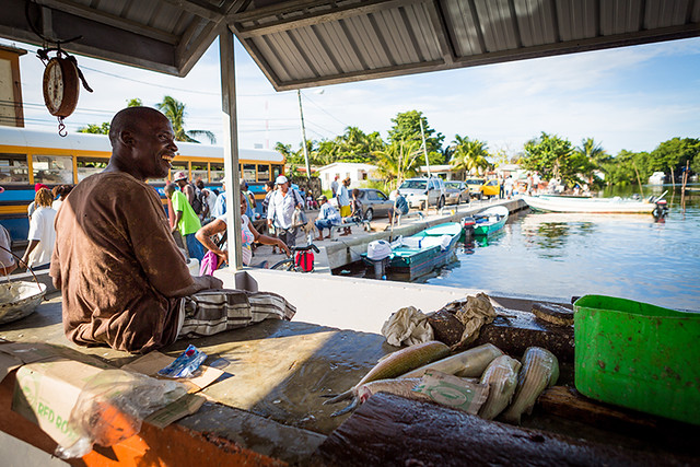 Fisheries in Belize 05