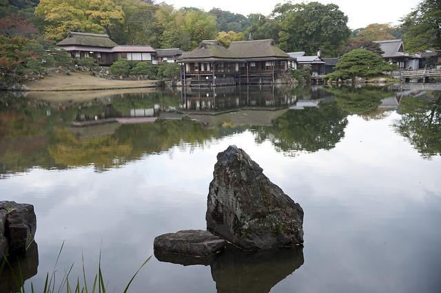 Hikone Genkyūen 03 彦根 玄宮園