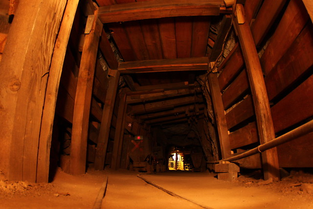 The Arizona Mine Shaft