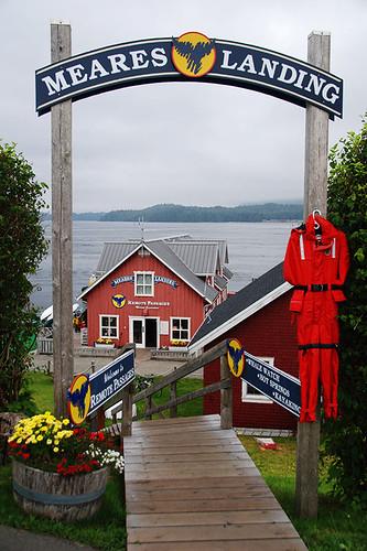 Meares Landing, Tofino, Vancouver Island, British Columbia