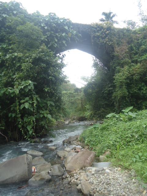 Puente Del Capricho in Majayjay, Laguna