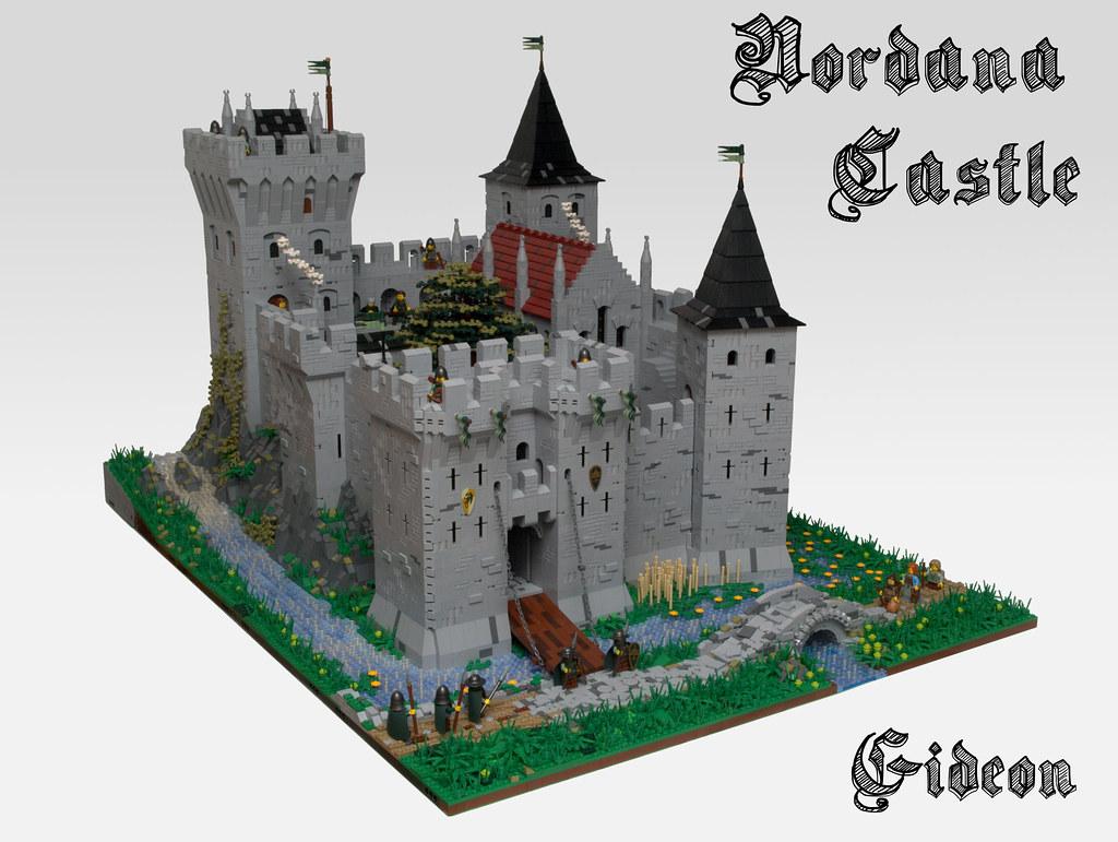 Nordana Castle This Castle Is A Module Of The Swebrick