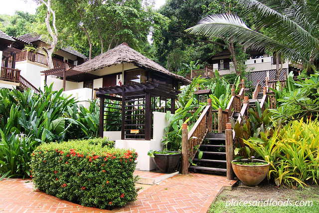 Le Vimarn Cottages and Spa  koh samet