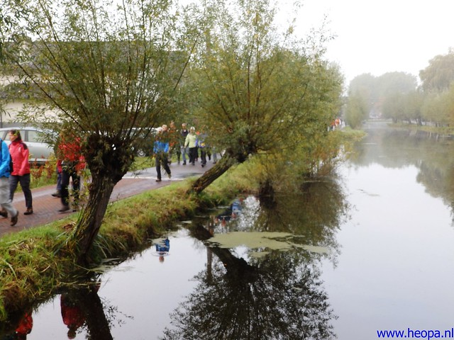 12-10-2013 Stolwijk  25.5 Km (8)