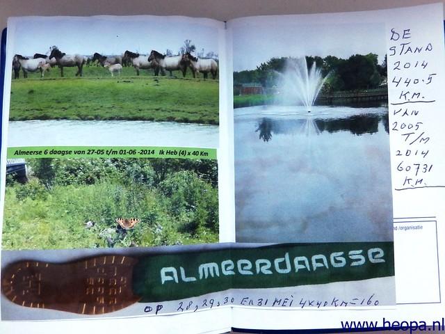 2014-05-31 4e dag  Almeer Meerdaagse  (60)