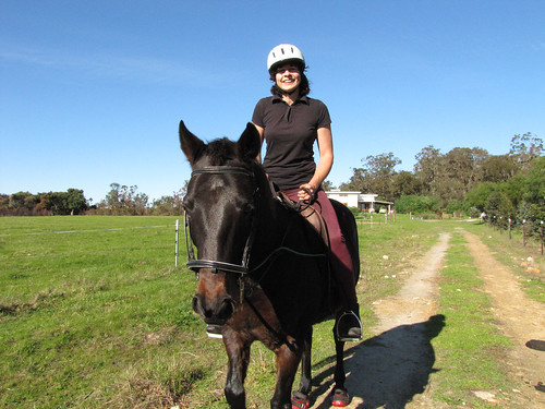 Sue and Sunsmart - Red Moon Sanctuary, Redmond Western Australia