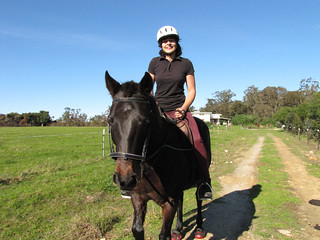 Sue and Sunsmart - Red Moon Sanctuary, Redmond Western Australia | by Red Moon Sanctuary