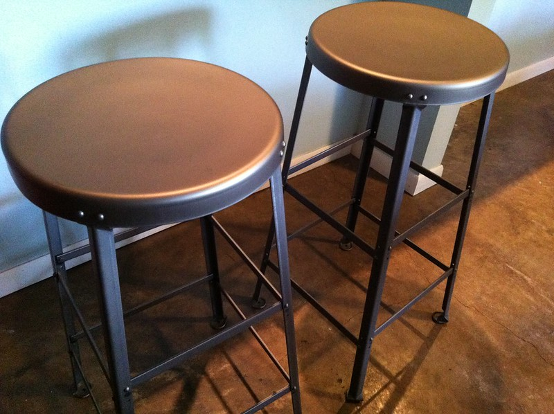 New stools from at-95