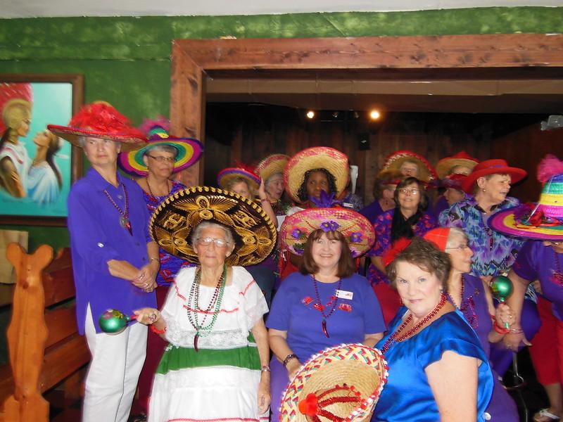 Wild Hucks Go Mexican in Hahira!