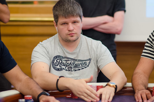 Alexey Rybin | by World Poker Tour
