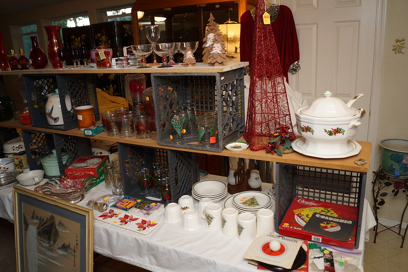 Huge Estate Sale! Castle Rock, WA August 23, 24 & 25 - 2013! Photo #DSC04741
