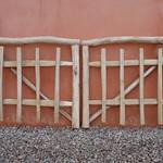 Pair of rustic Gates
