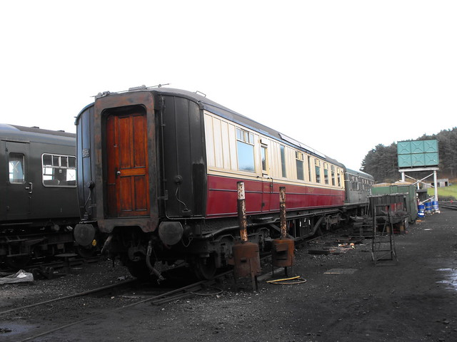 Gresley carriage