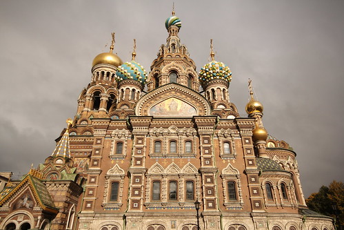 Church of Our Savior on Spilled Blood, St Petersburg - Russia, Out2013 | by Ana Paula Hirama