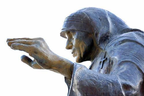 Albania-02590 - Mother Teresa   by archer10 (Dennis)