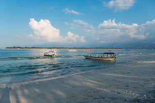 Late afternoon, Gili Trawangan | by Luke Robinson