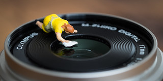 Lens Cleaning | by The Preiser Project