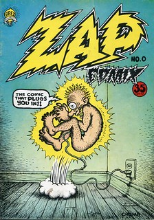 ZAP Comix No. 0 (Oct 1967) | by Wild Dog Archives