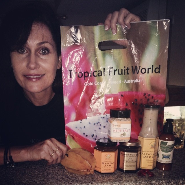 I love shopping at Tropical Fruit World... JPT's daily Byron Bay tour takes you there!