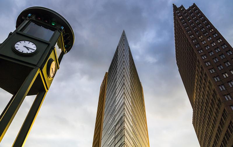 Berlin Skyscrapers
