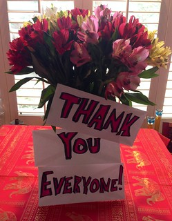 ThankYouFlowers | by ed and eddie