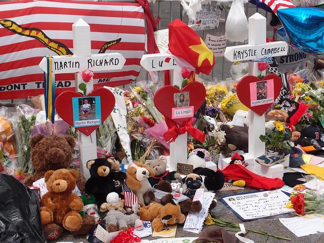 Memorial Boston Marathon Bombing