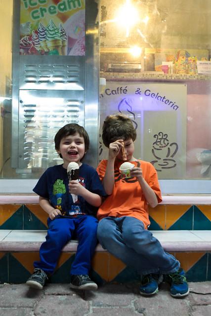 Encore 2 frères et la gelato