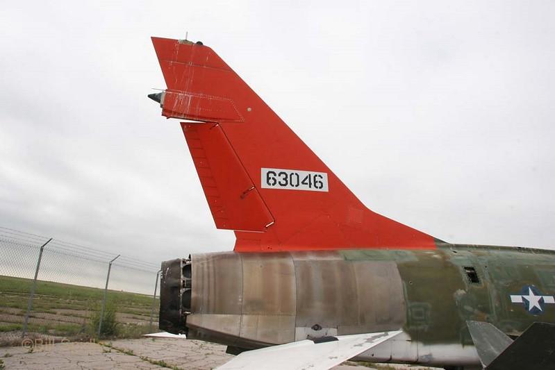 QF-100D Super Sabre 2