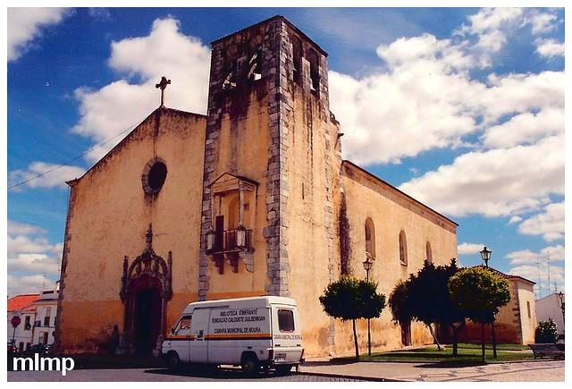 L'église de Moura