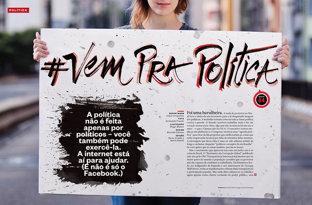 #vemprapolítica