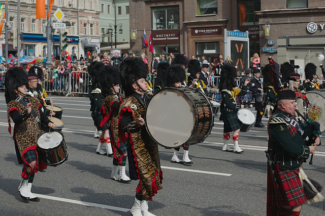 RUS11838(Scottish Military Band)