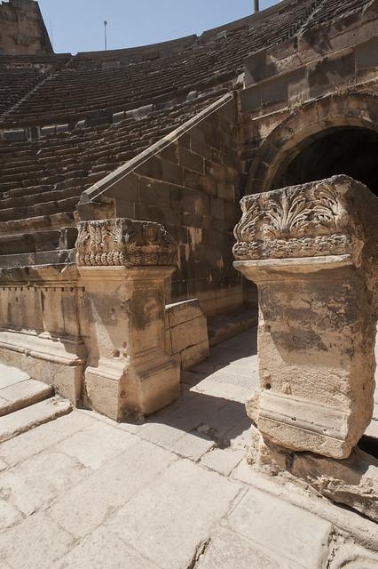 Bosra-VIII: The Great Theatre