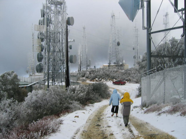 2006 Subaru SaddleBack Mountain Trip