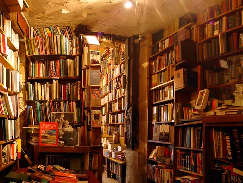 Shakespeare and Company bookshop | by gadl