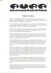 Aura Communication Press Release | by benhamin