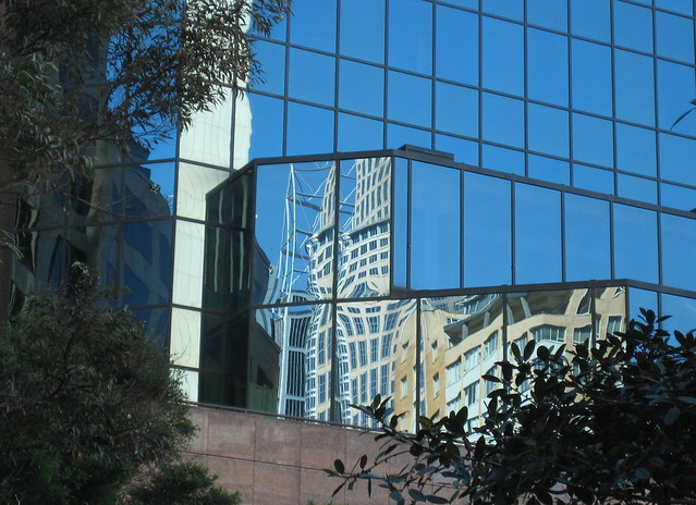 Just another Sydney reflection picture