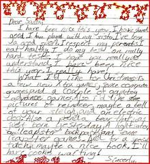 Letter to Santa | by Harpersbizarre
