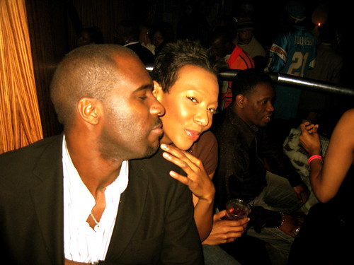 Notorious BIG duets, release party @ Vision, ATL   by kaysha