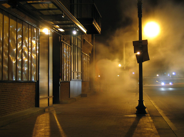 Steam in the Night (1)