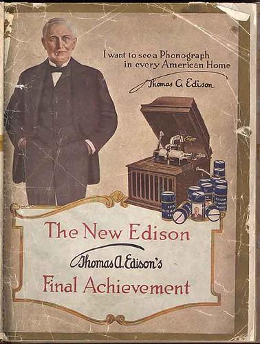Revolutionary Technology (according to Thomas Edison)