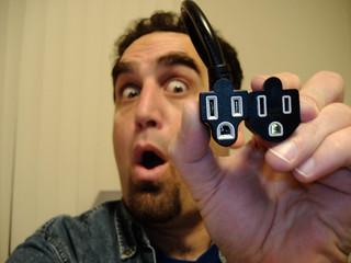 scared plugs | by dogwelder