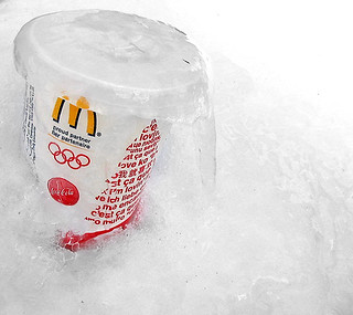 Coke or ice tea ?