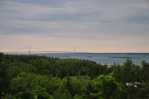 Mackinac Bridge | by Alex Hirzel
