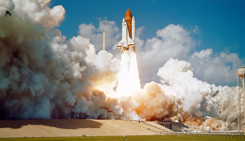 STS 61-A Launch | by NASA on The Commons