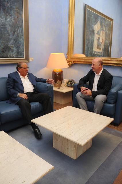 Antonio Ruiz con Miguel Ángel Tamarit (Faasa Aviación)_1