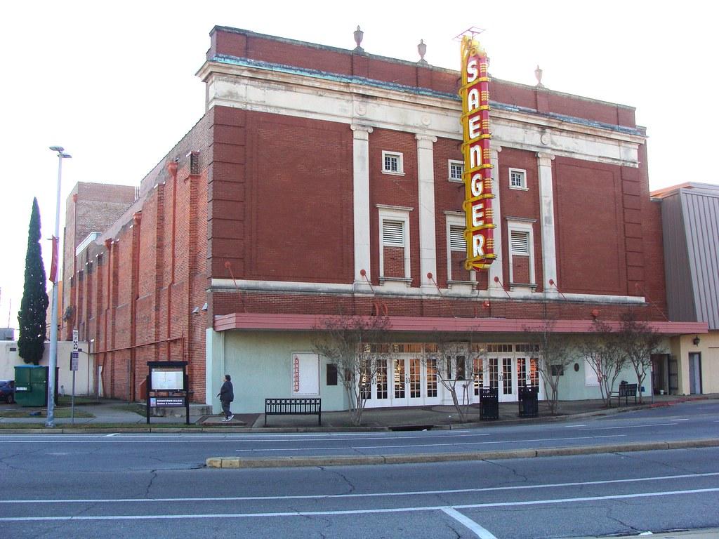 Saenger Theatre---Biloxi, Ms. | 190 Reynoir Street. The Saen… | Flickr