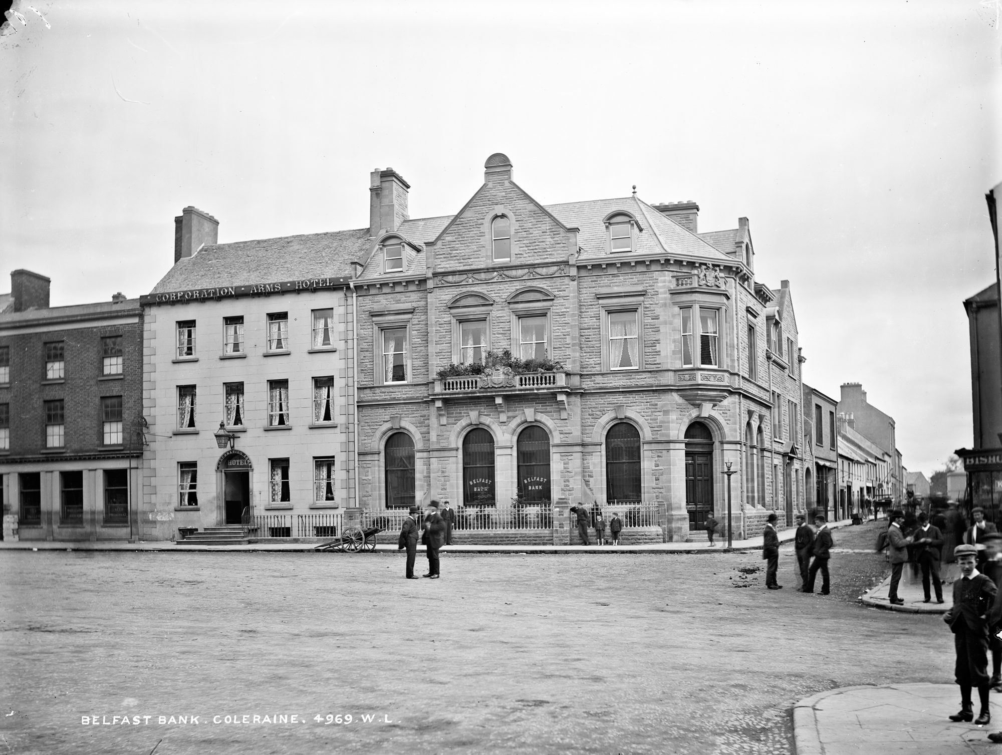 Belfast Bank in Coleraine - an Oxymoron?