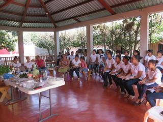 Honduras - Taller de salud en el CMP (3)